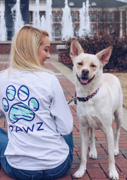 Pawz 90's Ash Long Sleeve - Pawz