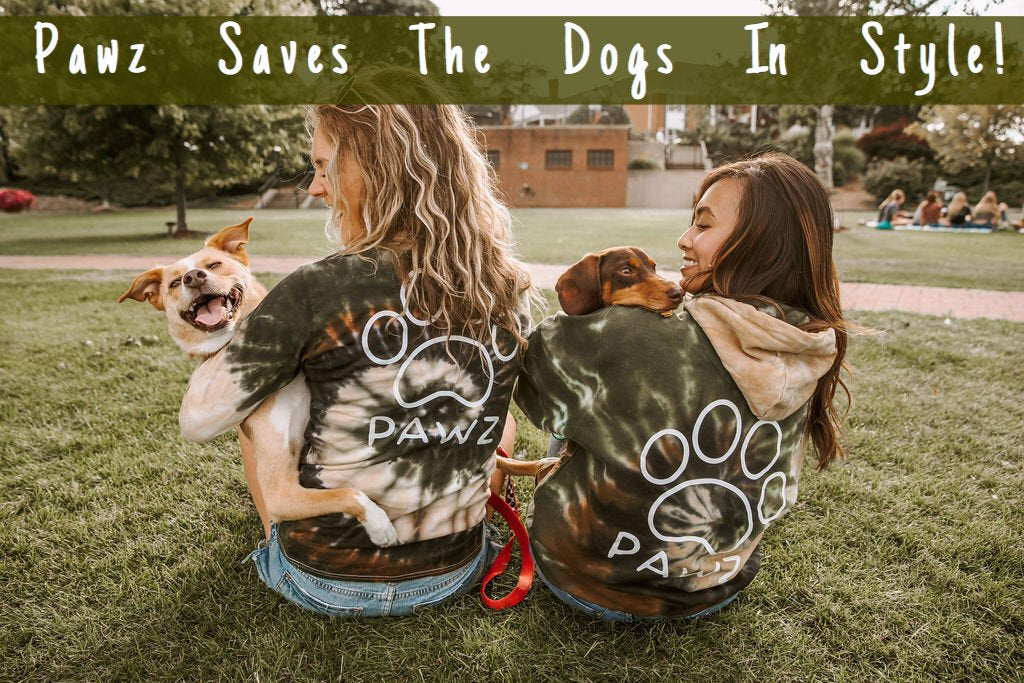 Pawz For A Cause Shirts