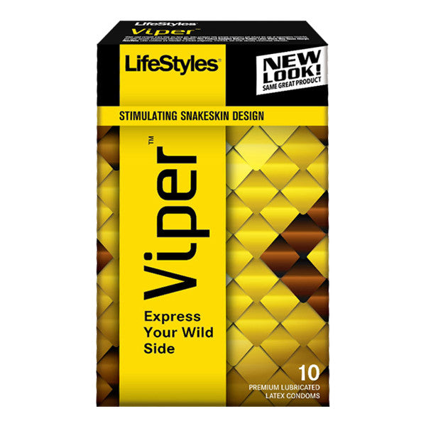 LifeStyles® Viper Condoms