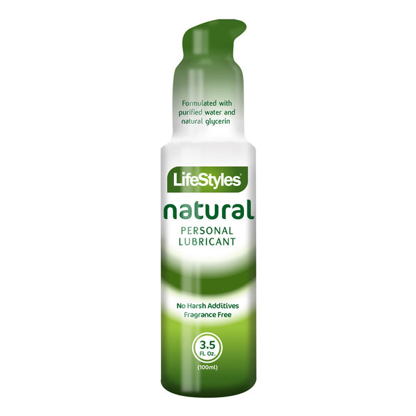 LifeStyles® Natural Personal Lubricant