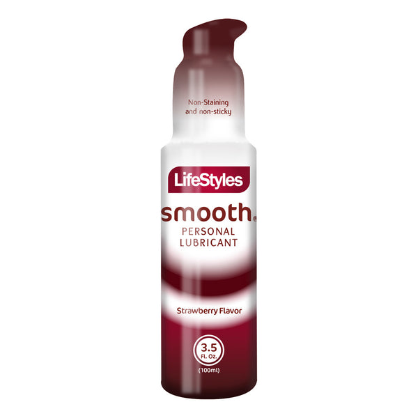 LifeStyles® Smooth 2-n-1 Personal Lubricant