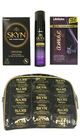 SKYN Lovers Special - 30% OFF, PLUS FREE SHIPPING ON SINGLE BUNDLE PURCHASE
