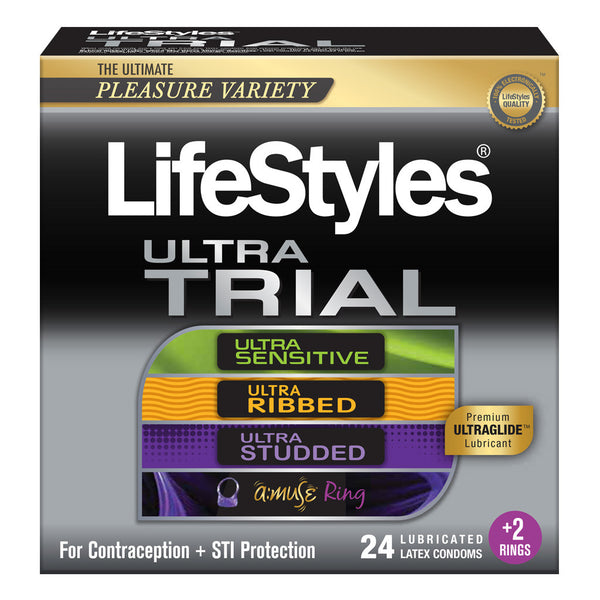 LifeStyles®  Ultra Trial 24+2
