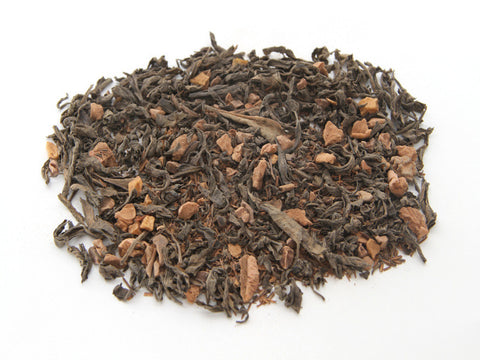 Dee's Dark Chocolate Oolong