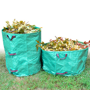 Two Garden Bags full of leaf
