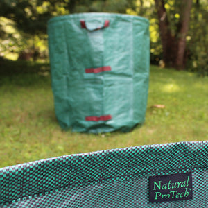 Large Garden Leaf Bag 9.6 Cubic Foot - Natural ProTech