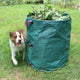 Large Garden Leaf Bag in use