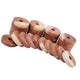 Natural Cedar Wood  Rings 30 Pcs