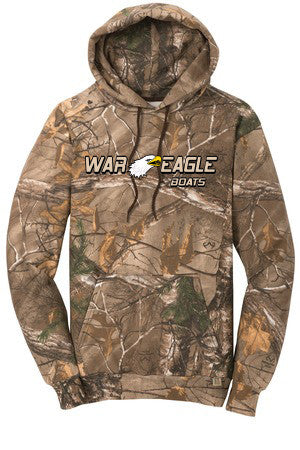 War Eagle Realtree® Pullover Hooded Sweatshirt