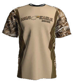 Realtree Max 5 Color Block Performance T-shirt