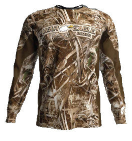 Realtree Max 5 Performance Long Sleeve T-Shirt