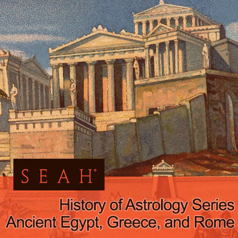 Ancient Greek Building - History of Astrology Ancient Egypt, Greece, and Rome | SEAH Designs