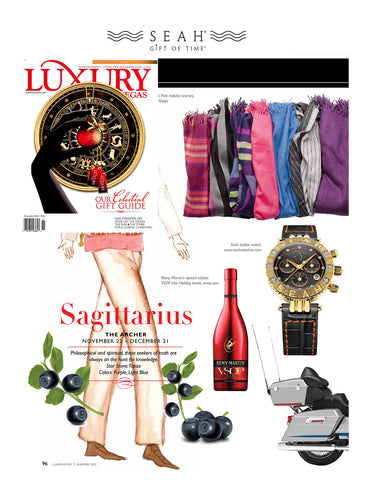Luxury Las Vegas features SEAH® jewelry