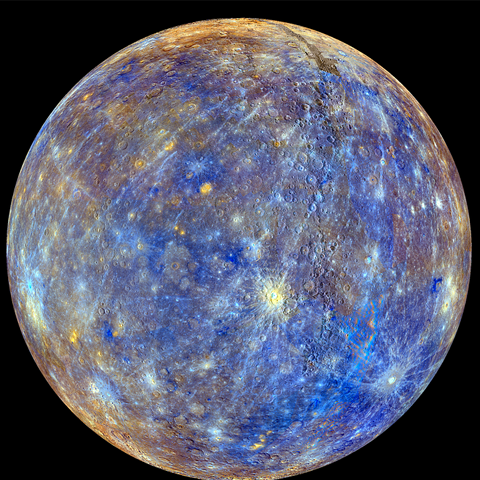 Mercury Retrograde April 28 - May 23 2016