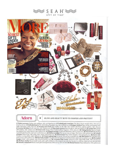 More Magazine Features SEAH® Designs