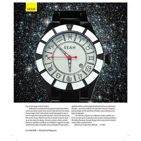 SEAH® Astronomy Watches in About Time