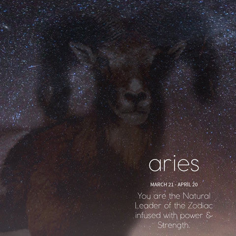 Birthday Reading for Aries Zodiac Signs – Seah® LLC