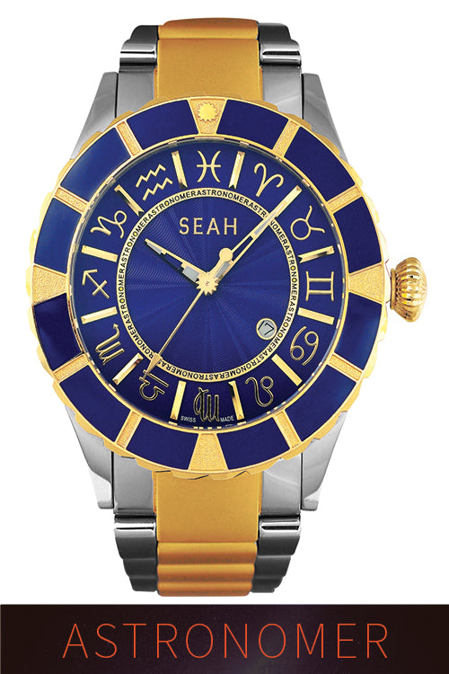 SEAH® Designs Astronomer Watch