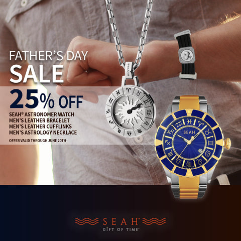 SEAH® 2016 Father's Day Sale