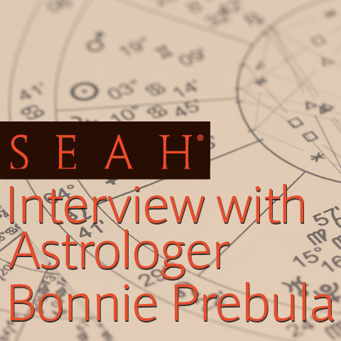 SEAH's interview with Astrologer Bonnie Prebula