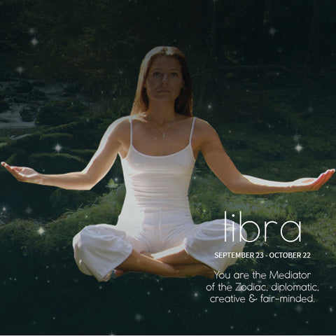 Content Libra woman has read her birthday reading for Libras from SEAH Designs