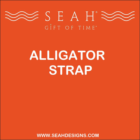 GALAXY PARTS- Hirsch Alligator Strap