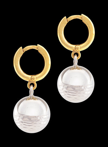 Planets Collection Venus Dangle Earrings
