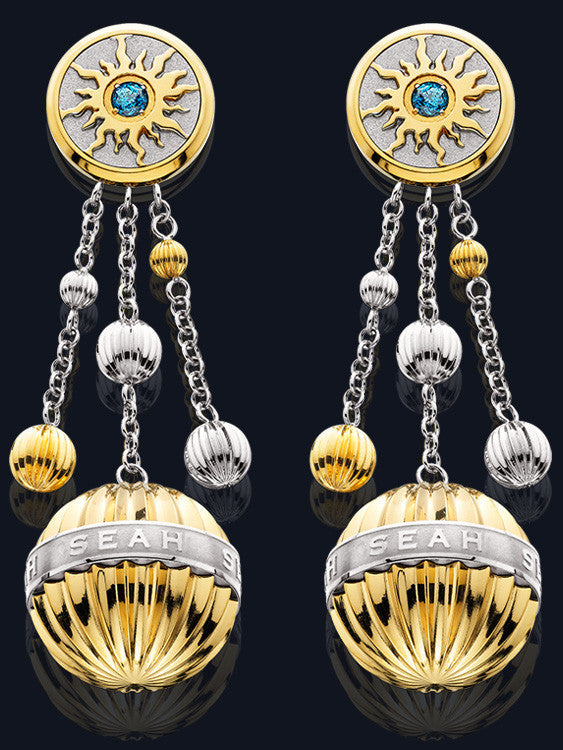 Crown of Light® Diamond Chandelier Earrings CL-LCE