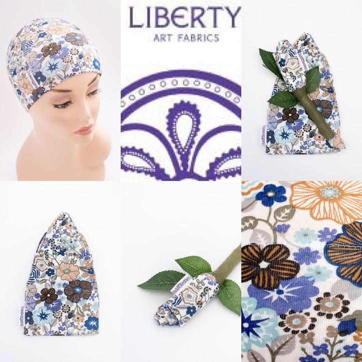 New! Stylish Liberty Bold Beanie Cancer Alopecia Hair Loss Hat