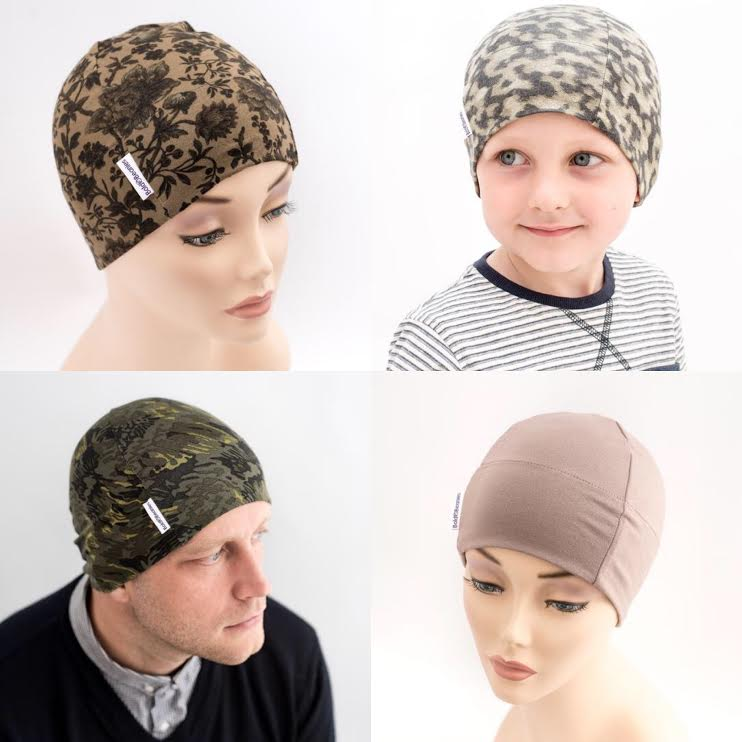 Bold Beanies Chemo Hair Loss Headwear - Emphasis on Comfort, Ease & Style...