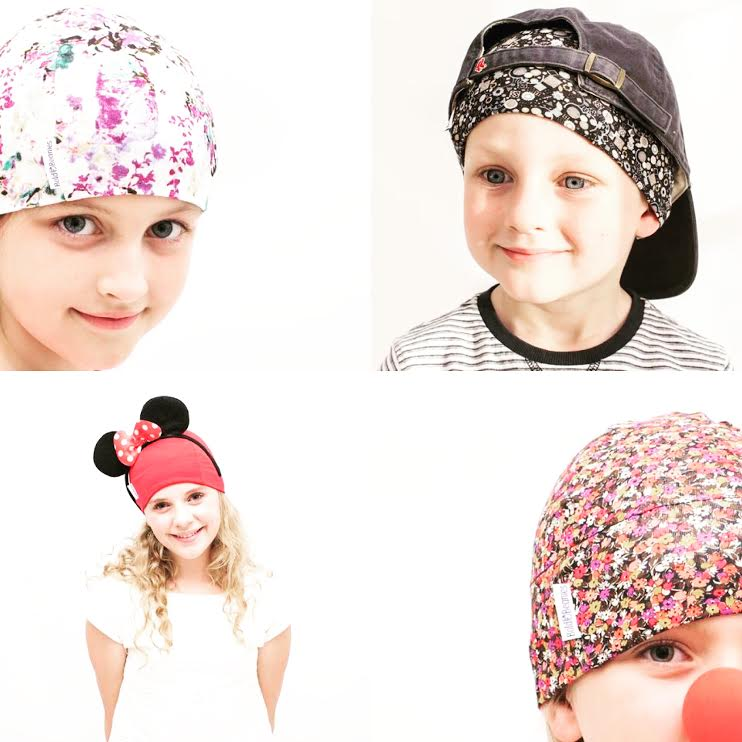 Hats for Children with Cancer Hair Loss