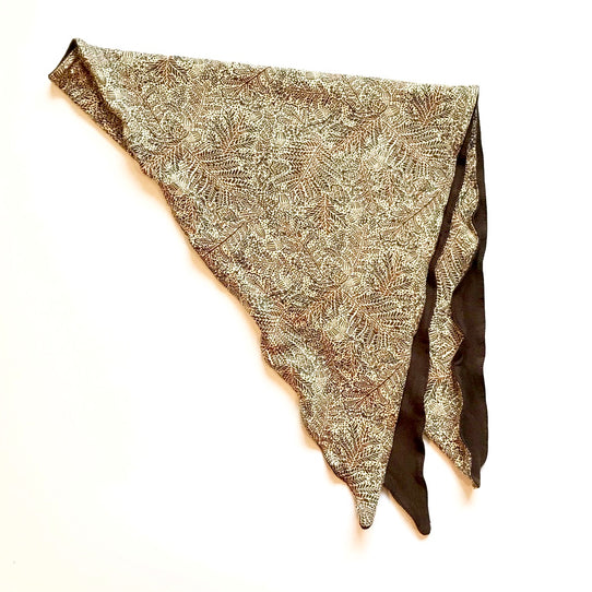 Liberty Brown Headscarf Chemo Women