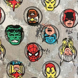 Boys Superhero Cancer Bandana