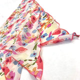 Bright Floral Cancer Headscarf