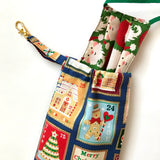 Vintage Retro Christmas bag