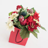 Bold Beanies Bouquet - Luxury Christmas Hat Gift