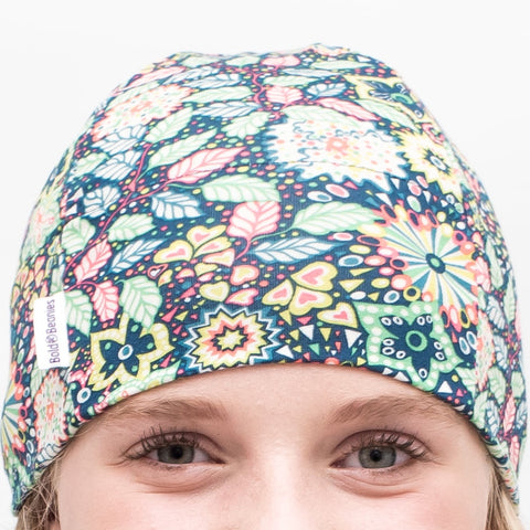 Liberty Alopecia Girls Comfy Hat