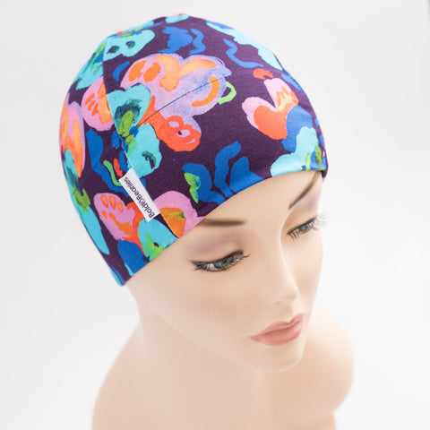 Liberty Belle Purple Bold Beanies Hat