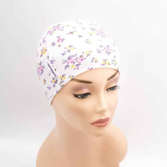 Cotton Chemo Breast Cancer Sleep Cap