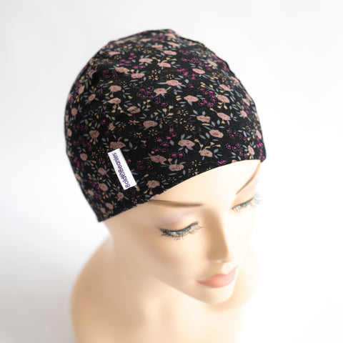 Anikka Floral Bold Beanies Hat