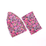 Matching Liberty Pink Floral Hat Picc Sleeve