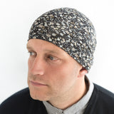 Liberty Allsorts Bold Beanies Hat in Monochrome