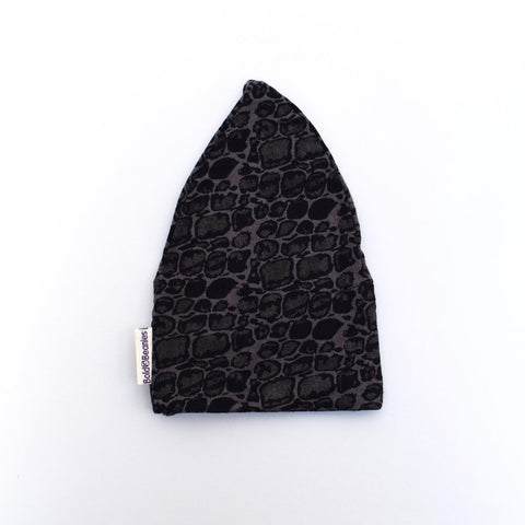 Croc Print Funky Cancer Kids Headwear