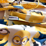 Minions Fabric Facemask UK