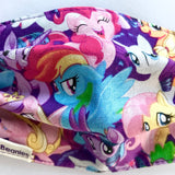 Rainbow Little Pony Washable face mask