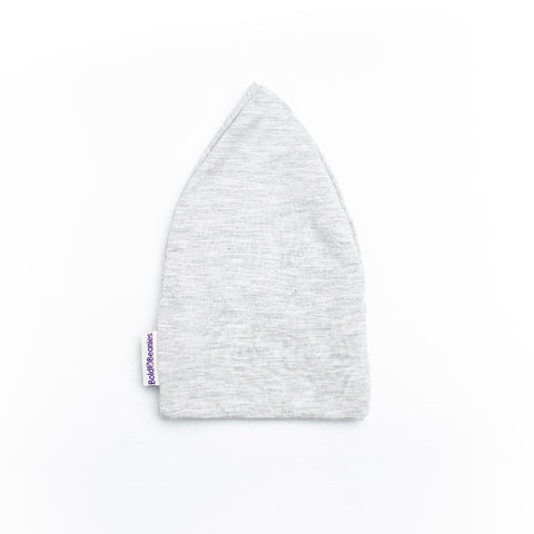 Grey Cancer Hair Loss Hat For Kids