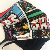 Fun Fabric Printed Mask Star Wars