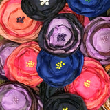 Hair Loss Hats Silk Flower Hat Accessory