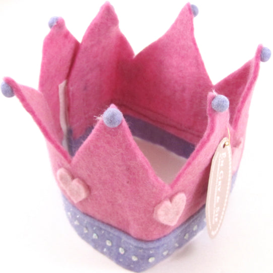 Cancer Birthday Crown for Girls