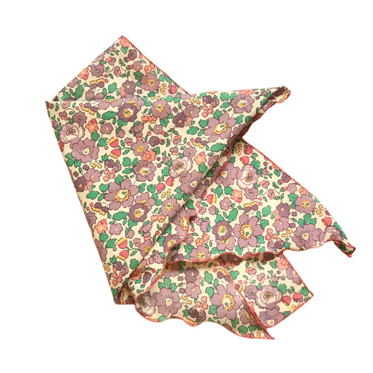 Liberty Betsy Cotton Headscarf Bandana